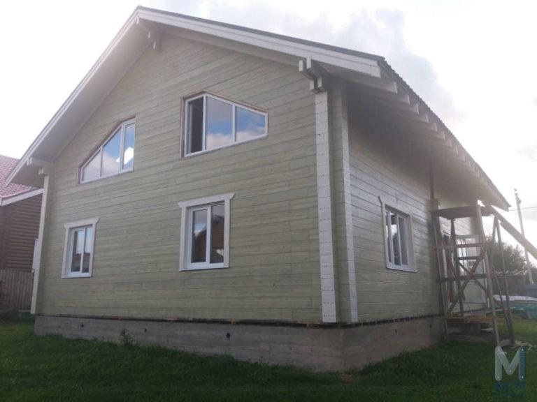 Модернизация системы теплоснабжения (СО+ГВС) на базе электрического котла для дома 250 м.кв