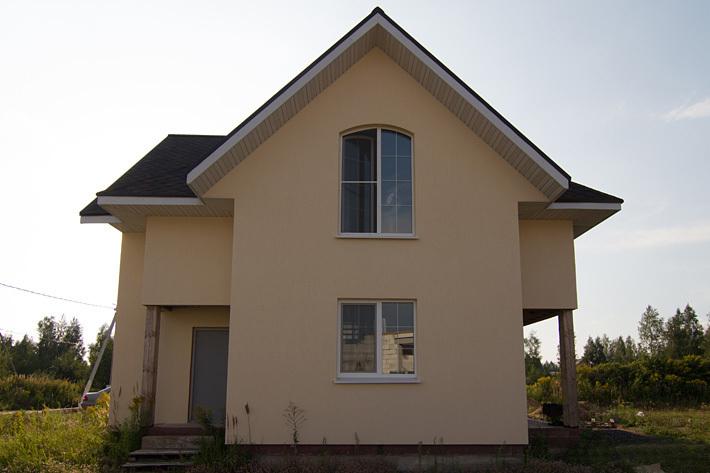 Тепловой насос (дом 160 м)