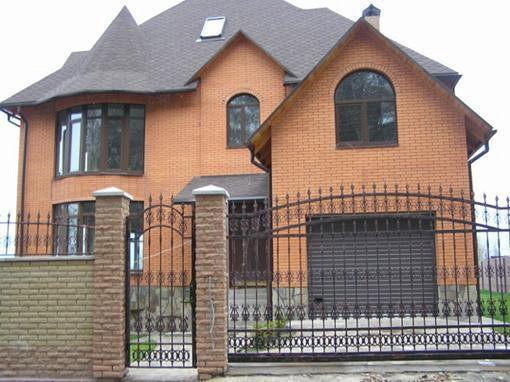Отчет по проекту отопления дома 150м². Киев