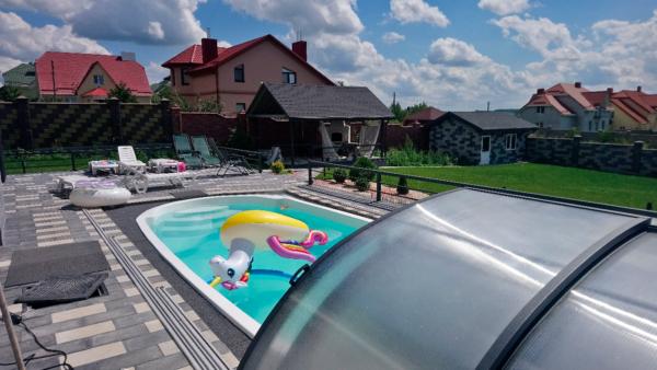 Тепловой насос (дом 250 кв. м)